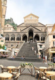 Amalfil, Италия стоковое фото rf