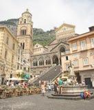 Amalfil, Italia Foto de archivo