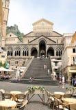 Amalfil Italien royaltyfri foto