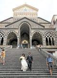 Amalfil, Włochy Zdjęcie Stock