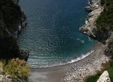 amalfitana costiera Obraz Stock
