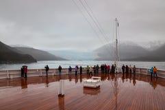 Amalia Glacier, Chile Stock Photos