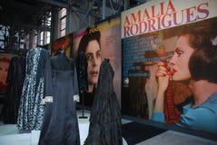 Amalia Rodrigues Stock Image