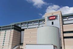 Amalie Arena Royalty-vrije Stock Foto