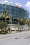 Amalie Arena in FL de V.S. van Tamper Stock Afbeeldingen