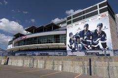 Amalie Arena in FL de V.S. van Tamper Royalty-vrije Stock Foto