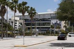 Amalie Arena in FL de V.S. van Tamper Royalty-vrije Stock Afbeeldingen