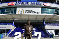 Amalie Arena Tampa foto de archivo