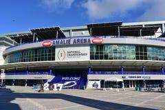 Amalie Arena Tampa Royalty Free Stock Image