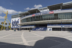 Amalie arena w Tampa Fl usa Obraz Stock