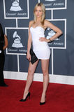 Amalie Wichmann at the 52nd Annual Grammy Awards - Arrivals, Staples Center, Los Angeles, CA. 01-31-10. Amalie Wichmann  at the 52nd Annual Grammy Awards Royalty Free Stock Images