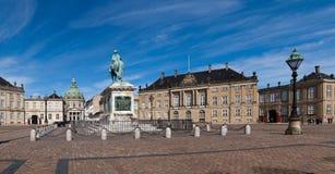 Amalienborg Imagen de archivo libre de regalías