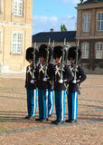 Amalienborg Castle Royalty Free Stock Photos