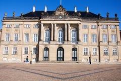 Amalienborg, Copenhagen Stock Photos