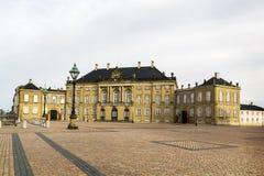 Amalienborg, Copenhagen Royalty Free Stock Photography