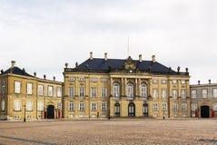 Amalienborg, Copenhagen Royalty Free Stock Image