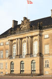 Amalienborg palace Royalty Free Stock Image