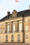 Amalienborg palace Royalty Free Stock Image