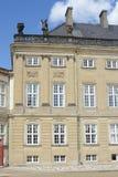 Amalienborg Palace Royalty Free Stock Photography
