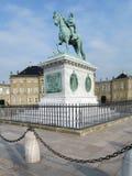 Amalienborg slott arkivbilder