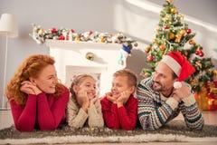 Amamos día de fiesta del Año Nuevo Imagen de archivo libre de regalías