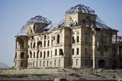 aman darul宫殿南部的翼 免版税库存照片