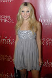 Amanda Bynes on the red carpet. Amanda Bynes appearing on the red carpet stock image