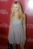 Amanda Bynes on the red carpet. Amanda Bynes appearing on the red carpet royalty free stock photo