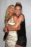 Amanda Detmer, Teri Polo Royalty Free Stock Photos