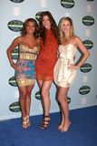 Amanda Kimmel, Stephenie LaGrossa, 10 ans Images stock