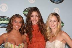 Amanda Kimmel, Stephenie LaGrossa, 10 Jaar Royalty-vrije Stock Fotografie