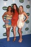 Amanda Kimmel, Stephenie LaGrossa, 10 Jaar Stock Afbeeldingen