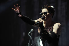 Amanda Palmer Royalty Free Stock Photos
