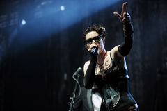 Amanda Palmer Royalty Free Stock Photo
