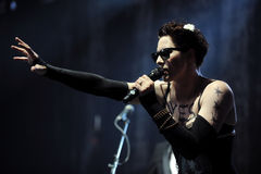 Amanda Palmer Royalty Free Stock Images