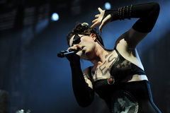 Amanda Palmer Stock Photography