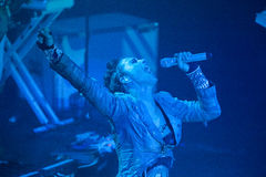 Amanda Palmer Live Stock Photography