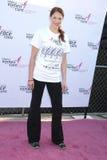 Amanda Righetti Fotografia Stock Libera da Diritti