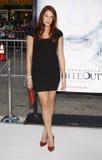 Amanda Righetti lizenzfreies stockbild