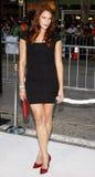 Amanda Righetti lizenzfreie stockbilder