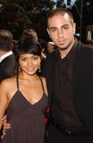 Amanda Rodriguez and Wade J. Robson at the 2007 Primetime Creative Arts Emmy Awards. Shrine Auditorium, Los Angles, CA. 09-08-07 Stock Photo