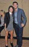Amanda Setton & James Wolk Royalty Free Stock Images