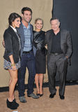Amanda Setton & James Wolk & Sarah Michelle Gellar & Robin Williams Royalty Free Stock Image