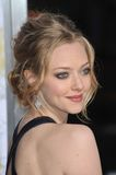 Amanda Seyfried royalty-vrije stock fotografie