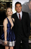 Amanda Seyfried e Channing Tatum Foto de Stock