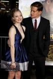 Amanda Seyfried et Channing Tatum Photos stock