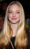 Amanda Seyfried. HOLLYWOOD, CALIFORNIA. Monday December 10, 2007. Amanda Seyfried attends the World Premiere of Charlie Wilson's War held at the Universal stock photo