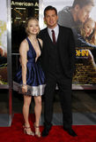 Amanda Seyfried i Channing Tatum Zdjęcie Royalty Free