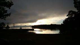amanecer Fotografía de archivo libre de regalías