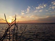amanecer Foto de archivo libre de regalías